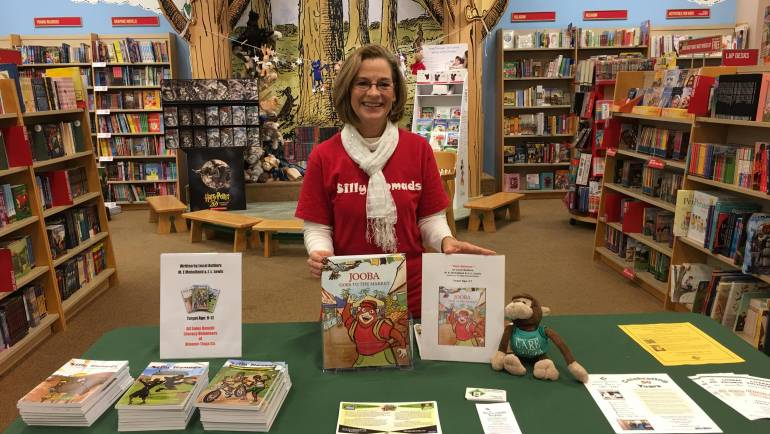 Literacy Volunteers Barnes & Noble Book Fair – Dec 7, 2018 Vestal, NY